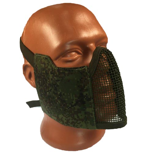 "Mask for face protection ""Ninja"""