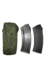 Pouch for 2 AK Mags