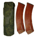 Color: Olive DrabColor: Digi FloraColor: FloraSpecific Option: Pouch for 2 RPK Mags