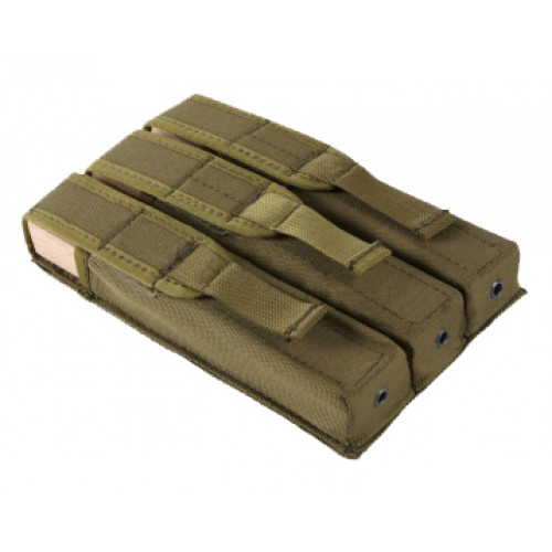 Pouch for Submachine gun Mags