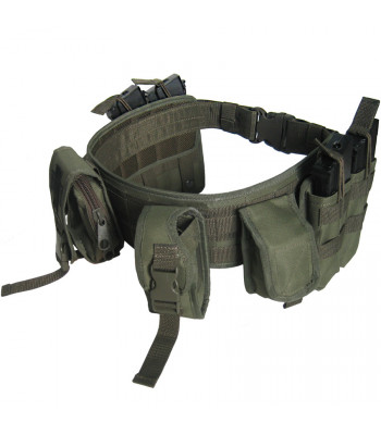 Warbelt with Pouches