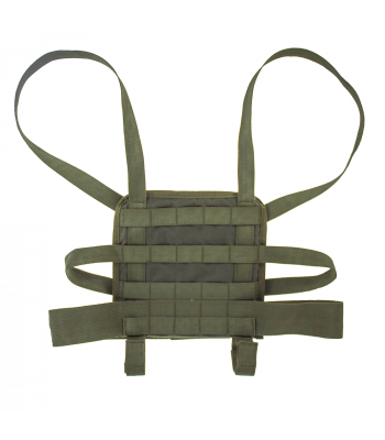 Back panel SSO (Signum type vests)