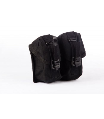 Double silent Grenade Pouch