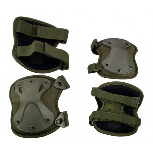 "Cubit protection and Kneepads ""Patron"""