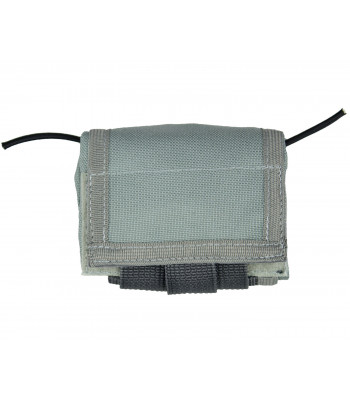 "Dump Pouch ""Fort"" grey"