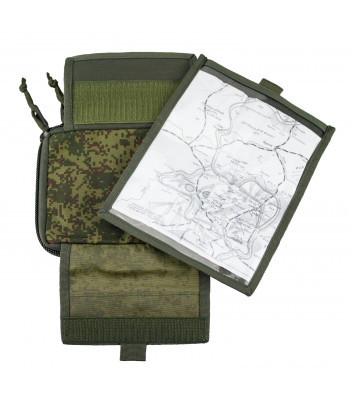 Army Map-case