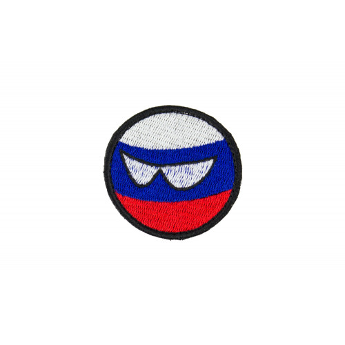 """Countryball"" patch"