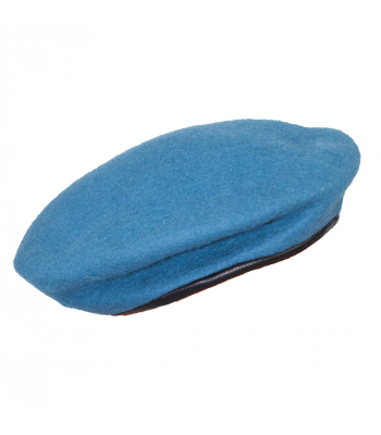 Beret without Seam