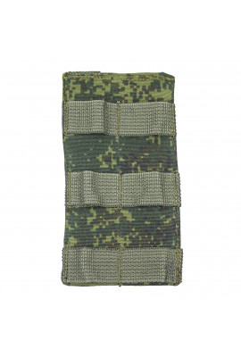 Molle adaptor on belt