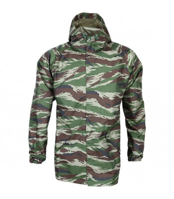 Camouflaged Rainsuit