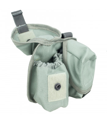 "Grenade Pouch ""Fort"" grey"