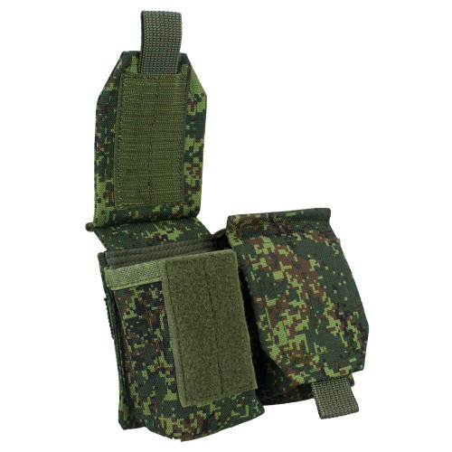 Double velcro Grenade Pouch