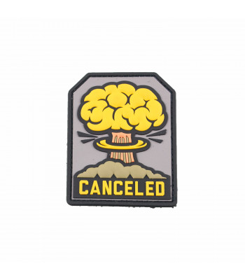 """Canceled"" PVC Patch"