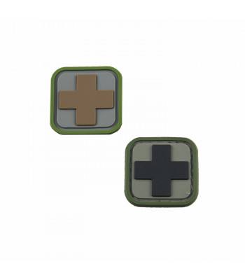 """Medical Cross"" PVC Patch"