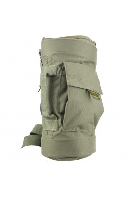 Pouch for climbing rope