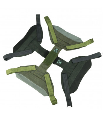 Defender 2 Throat Protector Molle