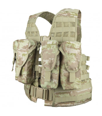 "Army Vest ""6sh117"" Biege Digital"