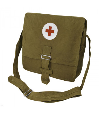 Medical Field Bag (Khaki)