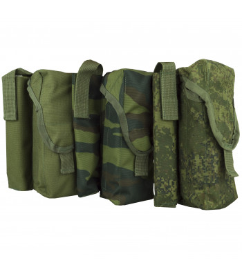 Pouch for 2 AK Mags and ROP