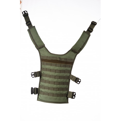 "Rearward section for ""Alpha & Vympel"" vests"