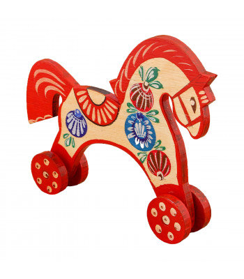 "Toy Horse ""Gorodetsh"" Big"