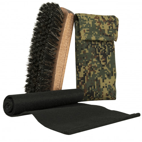 Army Shoe Care Kit