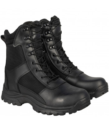 National Guard Demi-season Boots on zipper