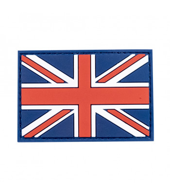 """Big UK Flag"" PVC Patch"