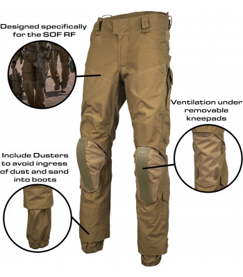 "Combat trousers ""Uron"""