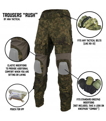 "Combat Trousers ""Rush"" (Sale)"