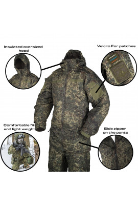 Winter Suit VKBO 8th Layer