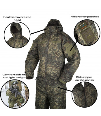 VKBO 8th Layer Winter Suit