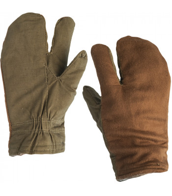 Soviet Army Winter Mittens