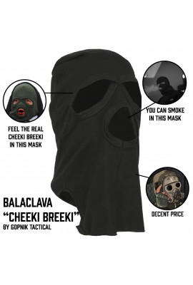 Cheeki Breeki Mask