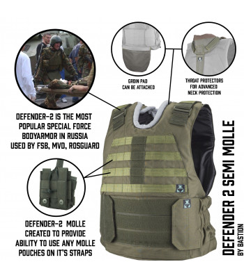 Defender 2 Semi-Molle (Sale)