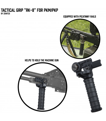 "Tactical Grip ""RK-8"" for PKM/PKP"