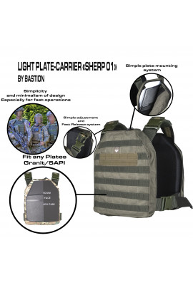 Operative Plate Carrier