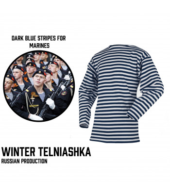 Winter Telniashka with Fleece
