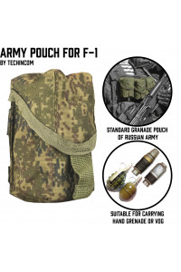 Army Pouch for F-1