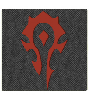 "Call Sign Patch ""For The Horde!"""