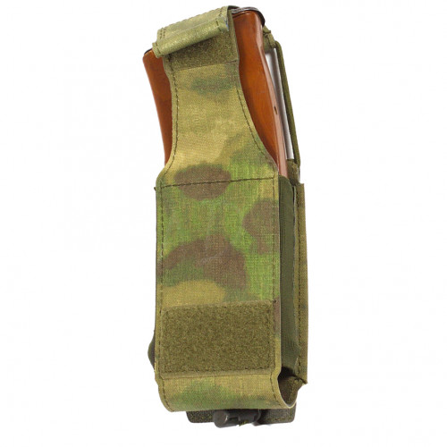 """Reverse Flap pouch for AK/AR/VAL mag """"Uhvat"""""""