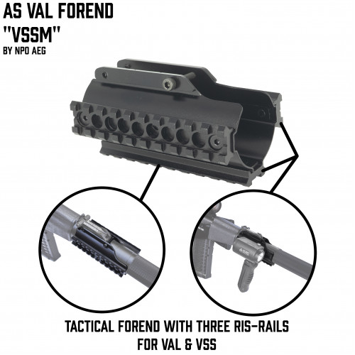 "AS VAL Forend ""VSSM"""