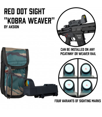"Red Dot ""Kobra Weaver"""