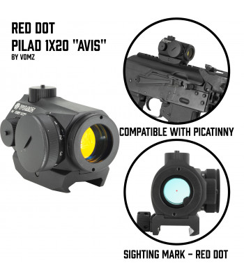 "Red Dot Pilad 1x20 ""Avis"""