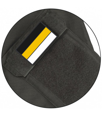 """Tricolor"" PVC Patch"