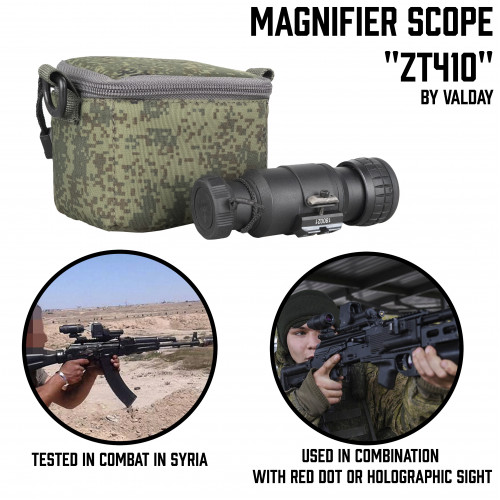 "Magnifier scope ""ZT410"""
