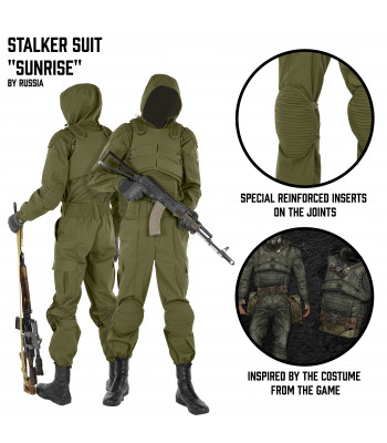 "STALKER Suit ""Sunrise"""