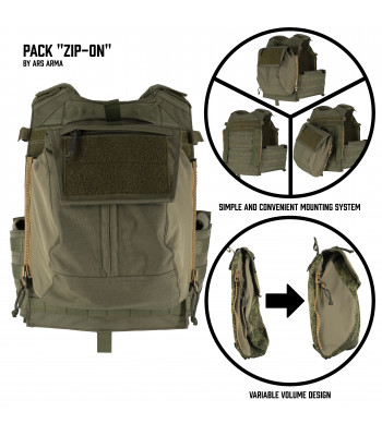 "Pack ""Zip-ON"""