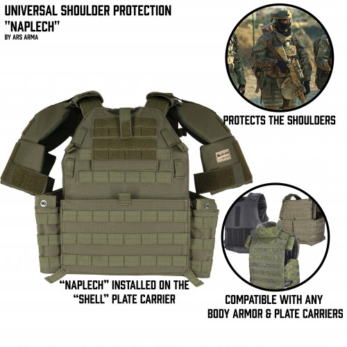 "Universal Shoulder Protection ""Naplech"""