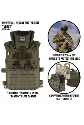 Universal Throat Protection